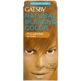 Mandom - Gatsby Natural Bleach & Color (Ash Caramel)