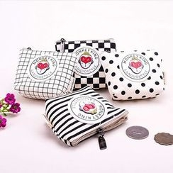 Bookuu - Printed Coin Purse
