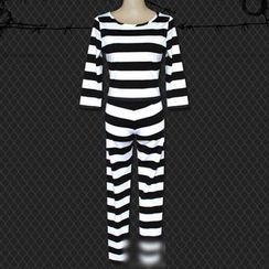 Comic Closet - Prison School Prisoner Cosplay Costume