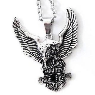 MURATI - Eagle Pendant