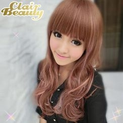 Clair Beauty - Long Full Wig - Curly