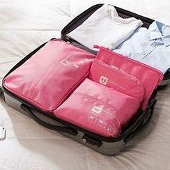 Evorest Bags - Set of 5: Travel Organizer Pouch
