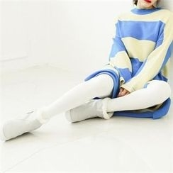 GLAM12 - Brushed Fleece Lined Leggings