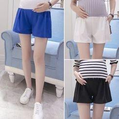 The Mommy Club - 孕妇雪纺短裤