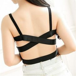 Meigo - Strappy Bra Top