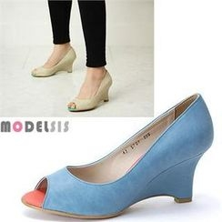 MODELSIS - Toe-Open Wedges