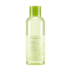 Nature Republic - Fresh Green Tea 70 Toner 180ml