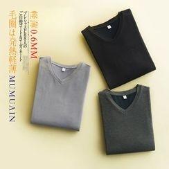 Ganki - Set: Long-Sleeve T-Shirt + Leggings