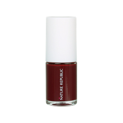 Nature Republic - Color And Nature Nail Color (#21 Femme Fatale Burgundy)