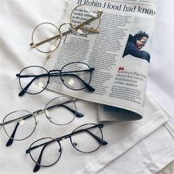 CIYEBABY - Retro Round Glasses Frame