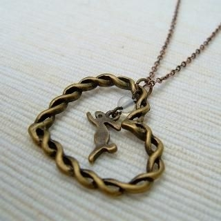 MyLittleThing - Rabbit Lover Necklace
