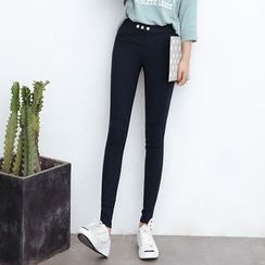 Tonya - Plain Skinny Pants