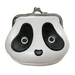 Morn Creations - Panda Coin Purse