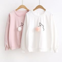 Angel Love - Rabbit Sweatshirt