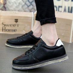 MARTUCCI - 繫帶休閒鞋