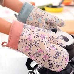 SunShine - Floral Oven Glove