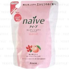 Kracie - Naive Conditioner (Rose & Peach) (Refill)