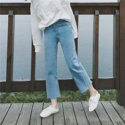 Kojasmine - Washed Jeans
