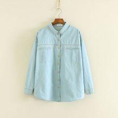 三木社 - 牛仔衬衫