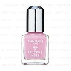 Canmake - Colorful Nails (#78 Candy Pink)