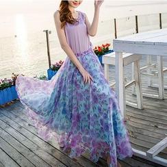 Flore - 碎花裙