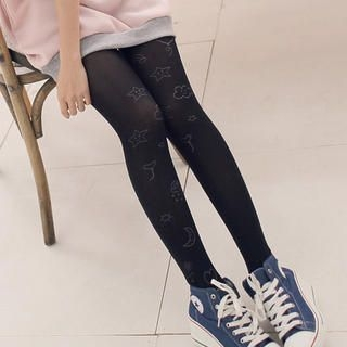 CatWorld - Printed Tights