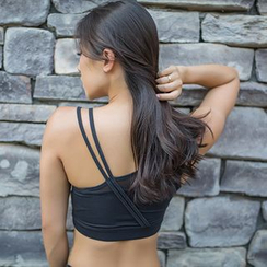 Ariana - Asymmetrical Sports Bra
