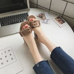Chryse - Block Heel Sandals
