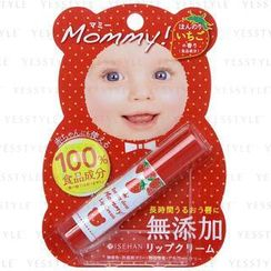ISEHAN 伊勢半 - For My Dear Mommy! Lip Cream (Strawberry)