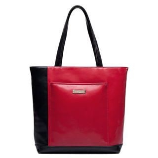 MBaoBao - Faux-Leather Panel Tote