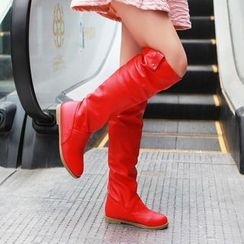 Pastel Pairs - Tall Boots