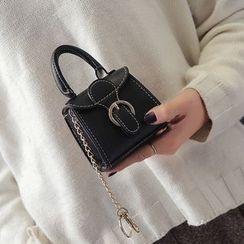 Denyard - 飾扣迷你手提包