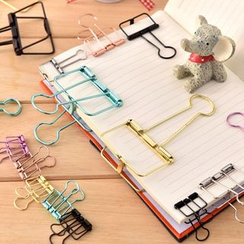 Color Station - Wire Work Document Clip