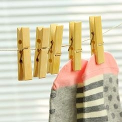 SunShine - Wooden Peg Set