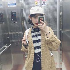 VeryBerry - 麻花針織開衫