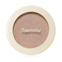 The Saem - Saemmul Single Blusher (#BE01 Soft & Light)