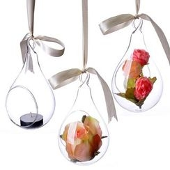 Thula Design - Hanging Glass Candle Holder