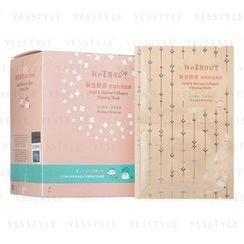 My Beauty Diary - Gold & Marine Collagen Firming Mask