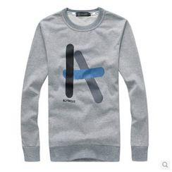 Fisen - Lettering Pullover