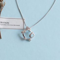 Love Generation - Chick Pendant Necklace