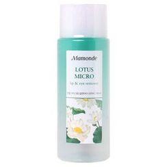 Mamonde - Lotus Micro Lip & Eye Remover 100ml