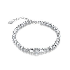 BELEC - Simple 925 Sterling Silver Bracelets