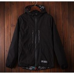 Bigboy - Double Sided Hooded Jacket