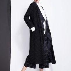 Halona - Panel Long Jacket