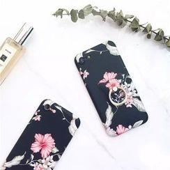 SUGOI - Floral iPhone 6 / 6 Plus / 6S / 6S Plus / 7 / 7 Plus Case