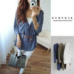CYNTHIA - Chiffon Shirt