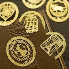 MissYou - Laser Cut Bookmark