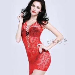 Colorful Days - Lace Chemise