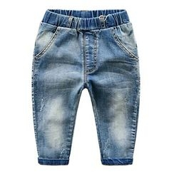 Kido - Kids Washed Jeans