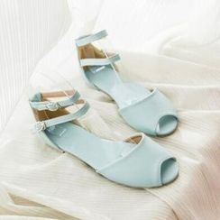 Tomma - 平底涼鞋